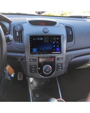 "Multimídia Pioneer Cerato 2009 2010 2011 2012 AC DIG Carplay Android Auto TV 7"""