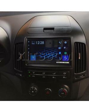 "Multimídia Pioneer I30 2009 2010 2011 2012 AC AN Carplay Android Auto TV 7"""