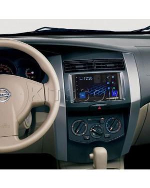 "Multimídia Pioneer Livina X Gear 2010 2011 2012 2013 2014 2015 Carplay Android Auto TV 7"""