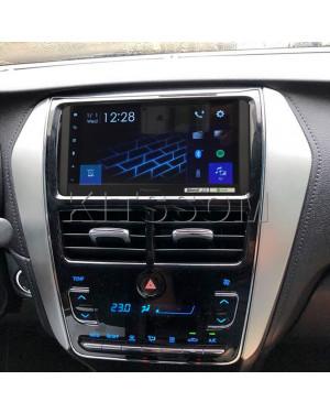 "Multimídia Pioneer Yaris 2017 2018 2019 2020 2021 AC DIG Carplay Android Auto TV 7"""